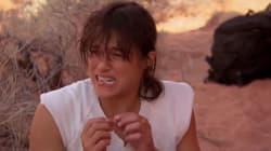 Michelle Rodriguez forcée de boire sa propre urine pour une émission de