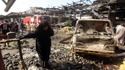 Un attentat revendiqué par Daech à Bagdad fait au moins 50
