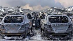 Apocalypse China. I sopravvissuti di Tianjin: