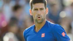 Djokovic écarte le partenaire de