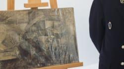 «La Coiffeuse» de Picasso rentre en