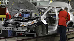 Canada's Manufacturing Sector Hits Unexpected