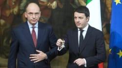 All'Expo sfida a distanza Renzi-Letta (FOTO,
