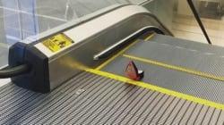 #StyleFix: Louboutin Heel Breaks Conde Nast Escalator, MAC Launches 'Haute Dog'