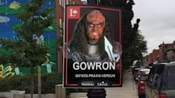 Liberal Election Poster Gets Important Star Trek