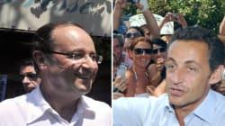Face à un Sarkozy très présent, Hollande joue la discrétion en