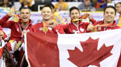Canada Headed To Rio Paralympics With Rugby