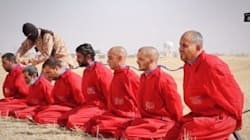 Libia, Isis decapita e crocifigge 12 miliziani a