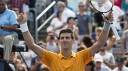 Coupe Rogers: Djokovic en