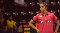 Saina Nehwal At Cusp Of Indian Badminton