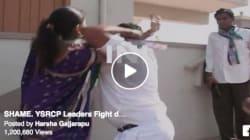 WATCH: Telengana Flag Hoisting Ceremony Sinks Into