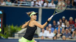 She Defeated Serena Williams, Then Won It