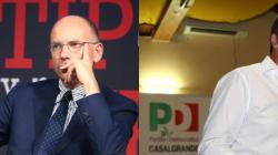 Renzi-Letta, nessun incrocio a Expo. Merkel anticipa per ragioni di