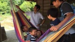 「子連れ出張できる町」徳島県神山町へ子連れ視察に行ってきた