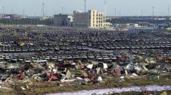 China confirma la presencia de toneladas de cianuro en las aguas de
