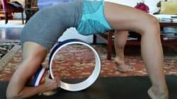 Le yoga a transformé le corps de Britney