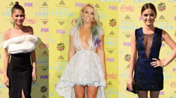 Best Dressed Stars At The 2015 Teen Choice