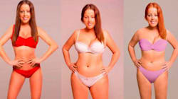 Woman Photoshopped In 18 Countries To Show 'Ideal Body' Standards
