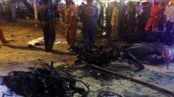 Bangkok Bomb Blast Kills At Least 16, Injures