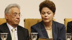FHC chama governo Dilma de 'ilegítimo' e sugere
