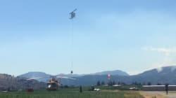 'Irresponsible, Selfish' Drone Pilots Interrupt B.C.
