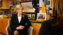 Julie Bishop Exclusive: 'I Am Showing Leadership On Same Sex