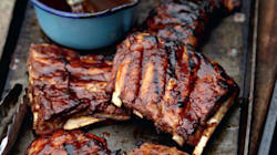 Boxing Day BBQ: A Beer Basted Ribs Recipe Anyone Can