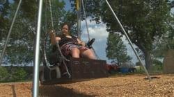 Un premier parc pour les enfants handicapés à Trois-Rivières