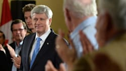 Harper Says He'll Resurrect 'Life Means Life'