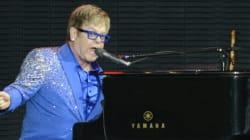 Livres sur l'homoparentalité interdits à Venise: Elton John à
