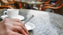 Terrasses sans tabac: menaces de poursuite