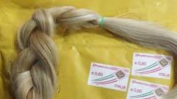 Une association italienne recueille des mèches de cheveux pour offrir des perruques aux femmes atteintes du