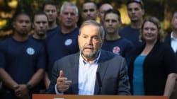 Mulcair Pledges $9 Million For Disaster