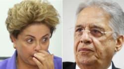 Dilma diz que FHC quis 'tirar proveito' dos