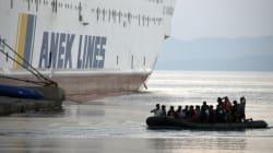 Hausse dramatique en juillet du nombre de migrants arrivés en