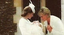 Lady D in una foto accanto a Kate e Charlotte. Il toccante ma impossibile ritratto di famiglia