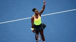 Cincinnati: Serena Williams en 8e de finale