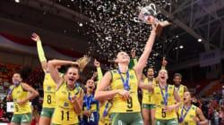 Vai, Brasil! Meninas do vôlei batem Turquia e são campeãs do Mundial