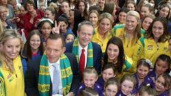 'Promise It Wasn't Me': It Really Looks Like Shorten Gave Abbott Bunny