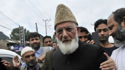 Complete Chaos As Kashmiri Separatists Placed Under House Arrest For Two