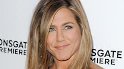Jennifer Aniston Debuts Wedding Ring On Red