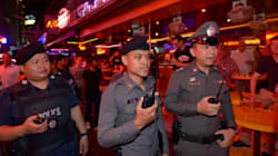 Bangkok Bombing:Two Suspects Turn Themselves Into