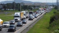 Congestion à Montréal: quelle route prendre?