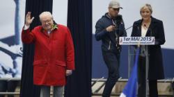 Le Pen exclu du FN: ce n'est qu'un au