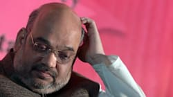 Jammed Lift Leaves BJP President Amit Shah In A