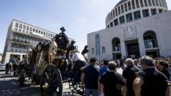 Funerali Casamonica, Enac sospende licenza del pilota