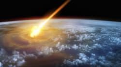 Un astéroïde géant en direction de la