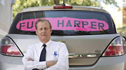 Case Of 'F*CK HARPER' Car Sign Moved To Provincial