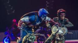 «L'univers de Marvel en spectacle!»: pour toute la famille