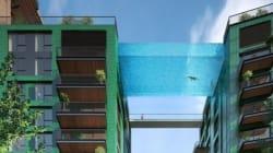 La future «Sky Pool» transparente de Londres n'est pas pour tout le